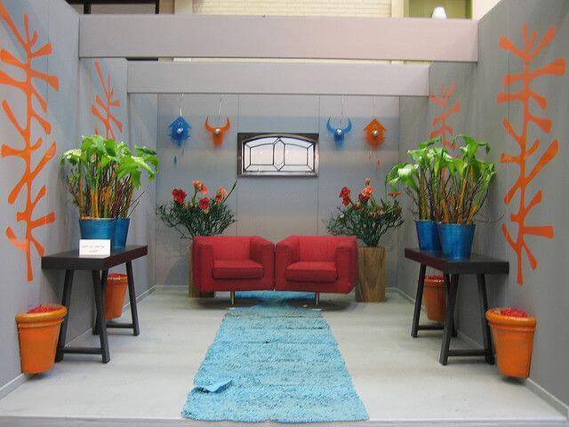 skema warna interior
