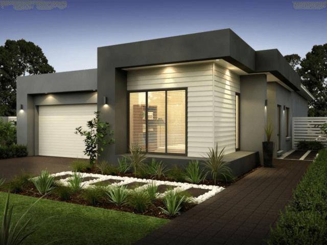 7 Desain Fasad Rumah Modern Yang Impresif Dan Gaya Interiordesign Id