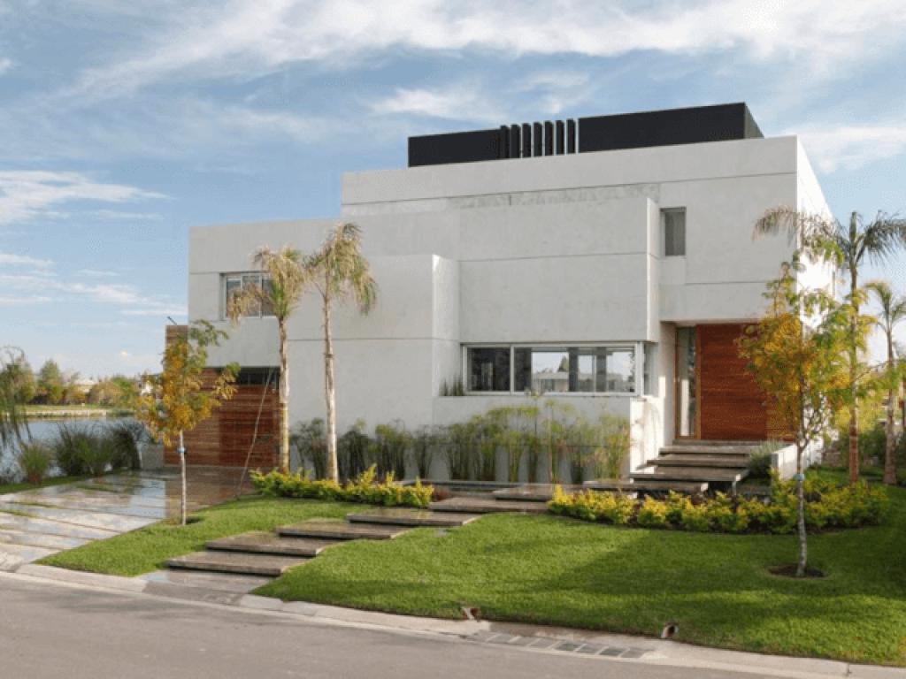 foto desain fasad rumah modern minimalis