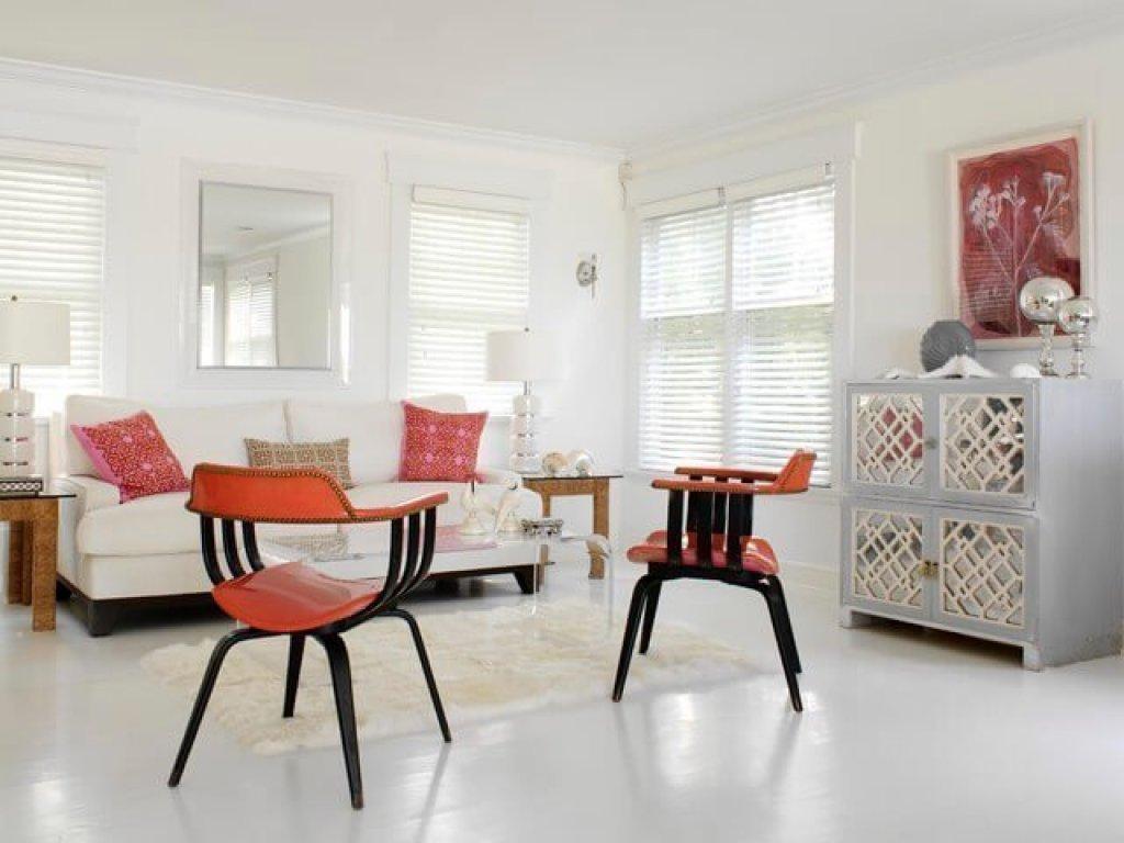 lantai epoxy putih