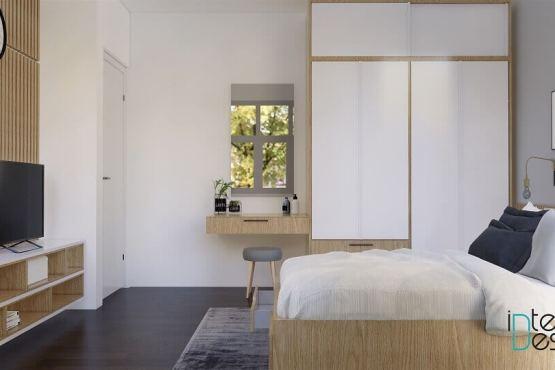 kamar tidur utama bekasi