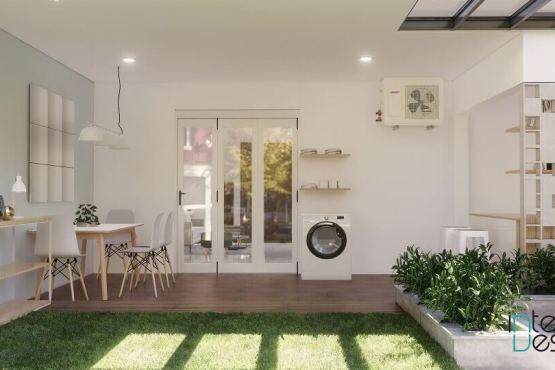 Desain rumah bekasi