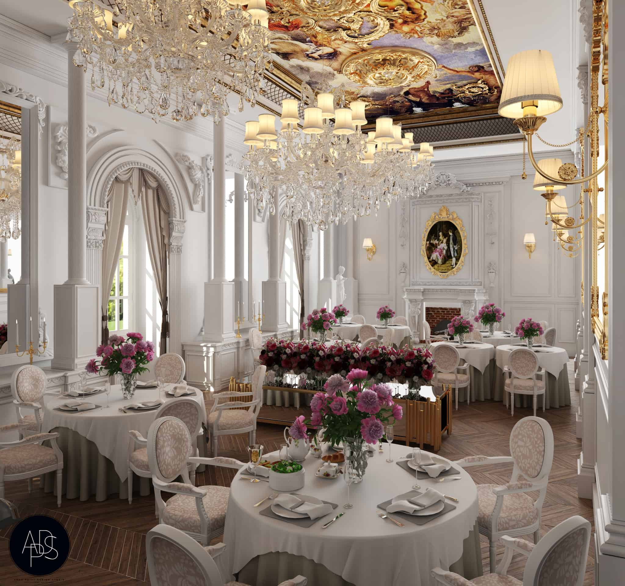 French Restaurant Design