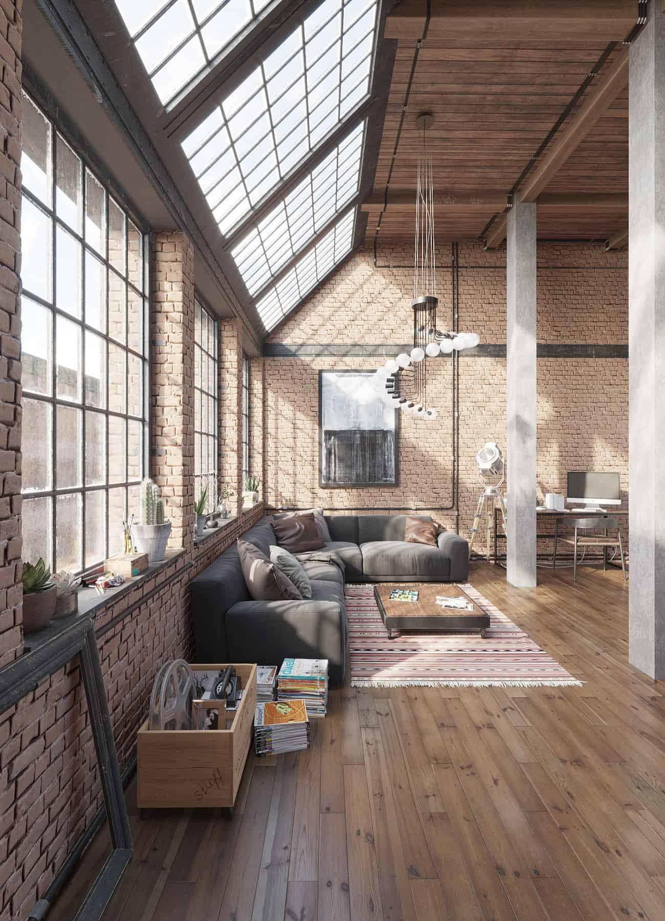 Industrial Interior Design: Interior Designio