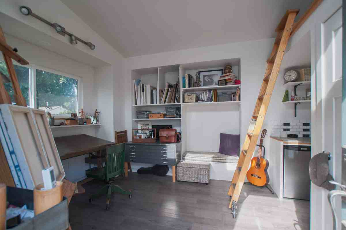 Art Studio & Tiny House