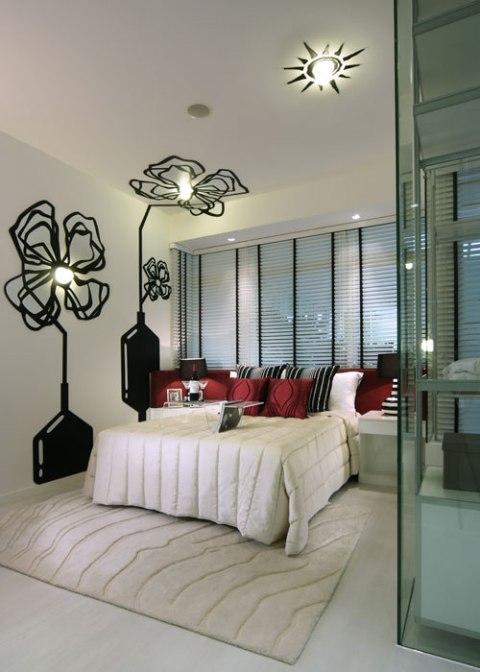 Romantic Interior Design Ideas Master Bedroom - Interior ...