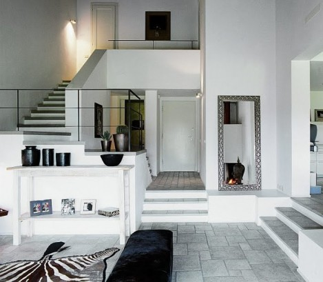 Modern Italian Interior Design - Interior design