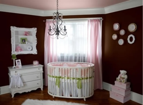 Endearing Ideas For Decorating Baby Room Dining Table 7 Model
