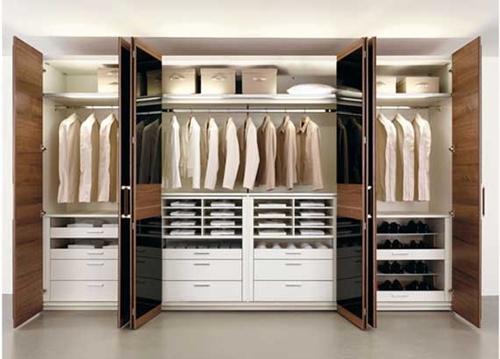 Super Modern Wardrobes - Interior design