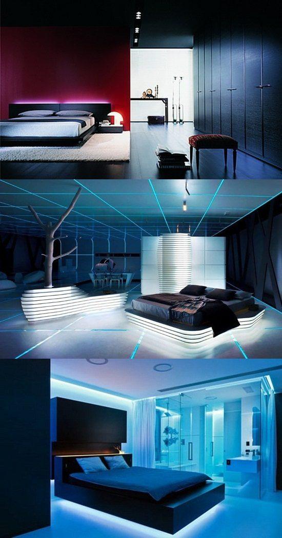 Ideas On Designing A Futuristic Bedroom
