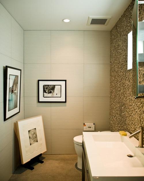 5 Big Design Ideas for a Small Bathroom - Interior design