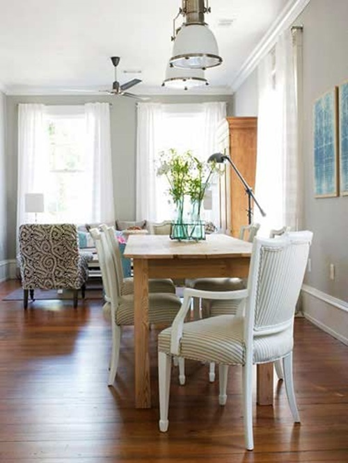 Open Kitchen Dining Living Room Ideas