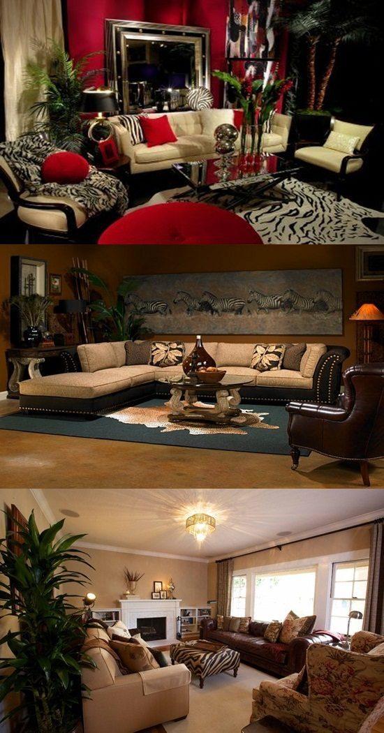 home decoration ideas 2018 safari decor for living room for home rh bobbienailcare com Safari Theme Decorations Safari Chic Decor