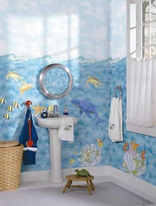 Apartment Bathroom Decorating Ideas Themes