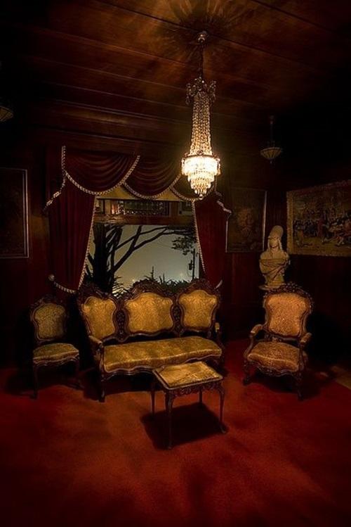 Gothic Design For Living Rooms Interior Design
