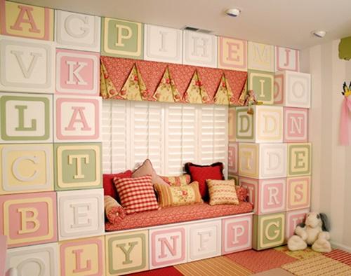 Cómo decorar un dormitorio mágico para su niño