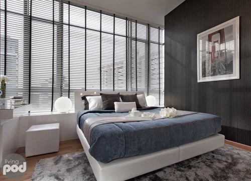 astonishing single bedroom ideas   Amazing Designs for your Single Room Apartment - Interior ...