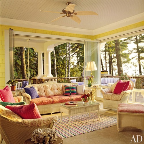 Relaxing Summer House Designing and Decorating Ideas ...