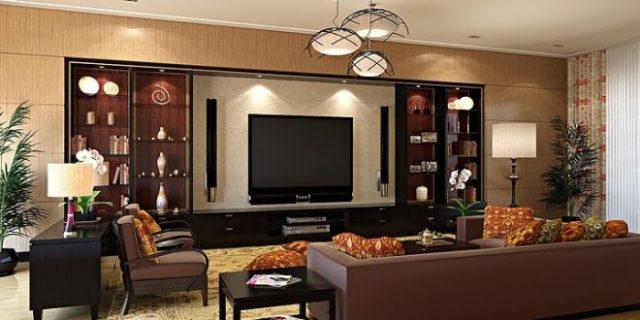 Añadir una apariencia elegante a su sala de estar