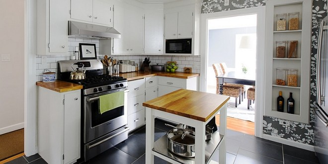 beautiful kitchen design small spaces | Get a Functional yet Beautiful Kitchen Design for your ...
