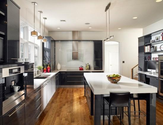 High-End Modern Kitchen Designs with Bluebell Designs