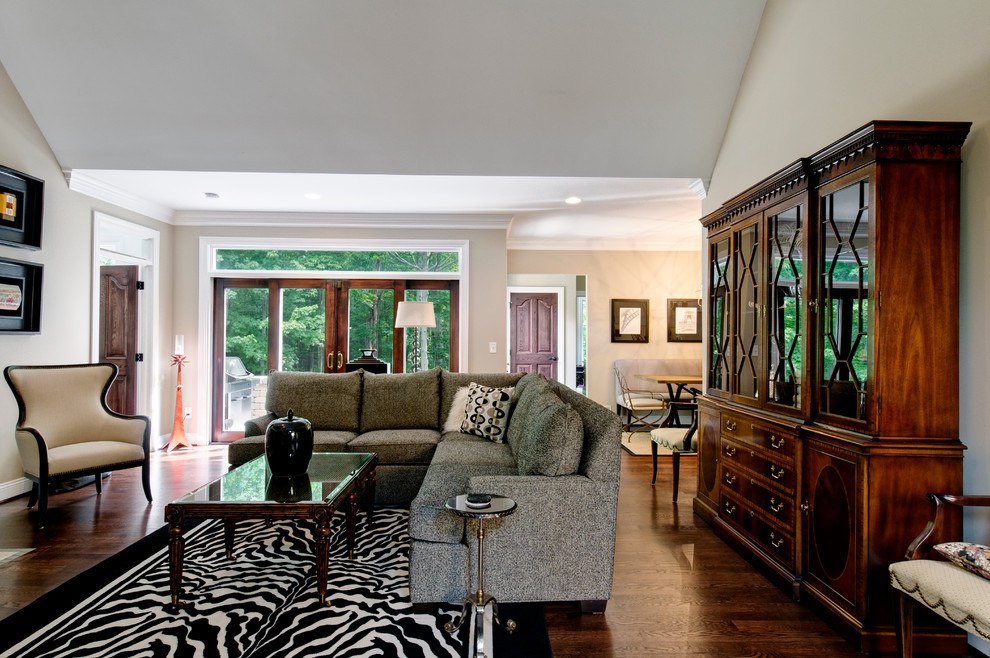 Nature-Inspired Decorating Ideas For Your Living Room With