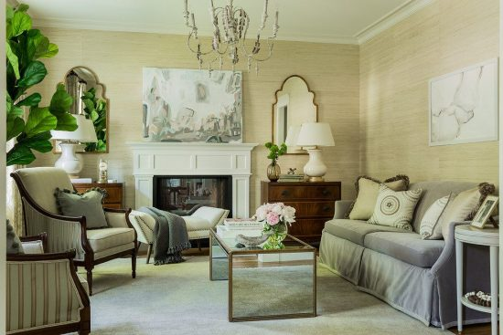 Trendy Living Room Decorative Style Recommendations by Nicola Perez