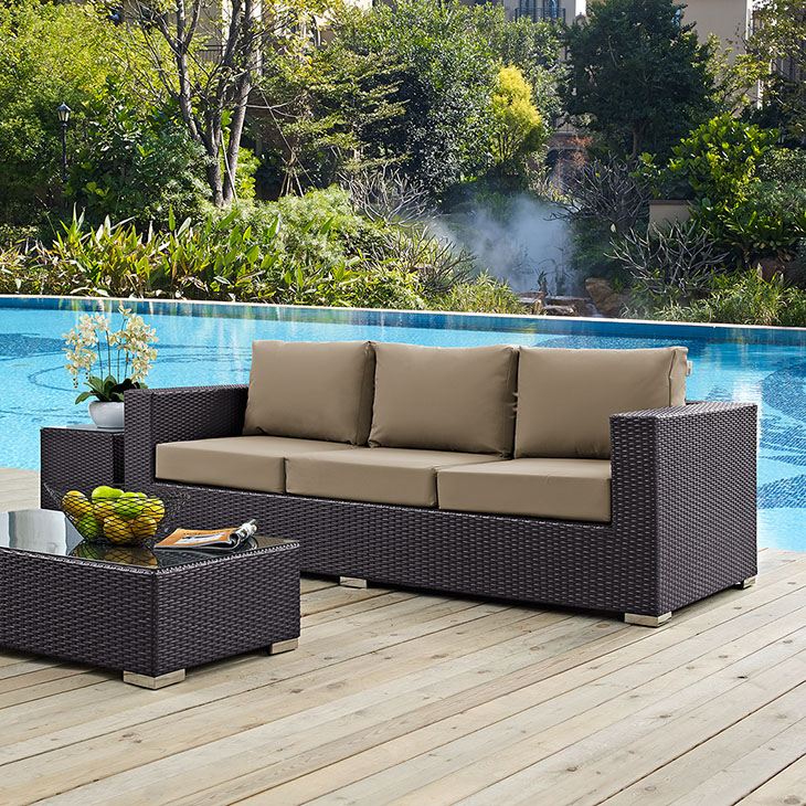 Convene Outdoor Patio Sofa – Interior Design Cafe