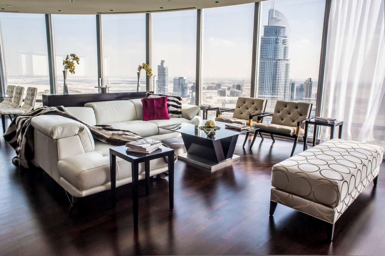 Burj Khalifa Penthouse Interior Designer Dubai