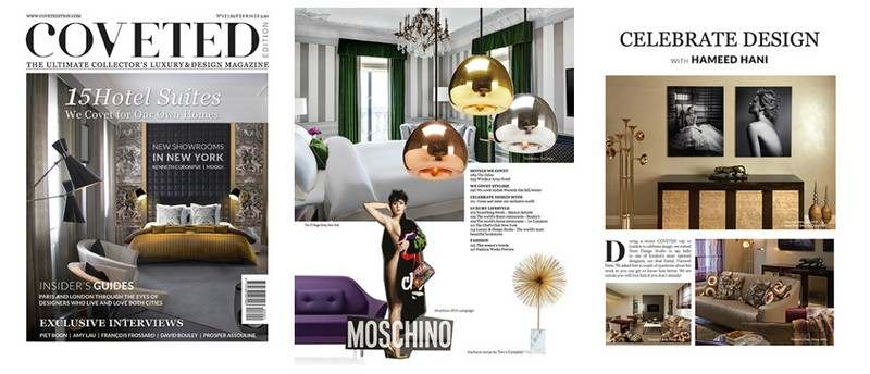 CovetED Magazine: The Best Interior Design Source You Must