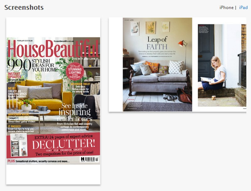Best Interior Design Magazines On The App Store To