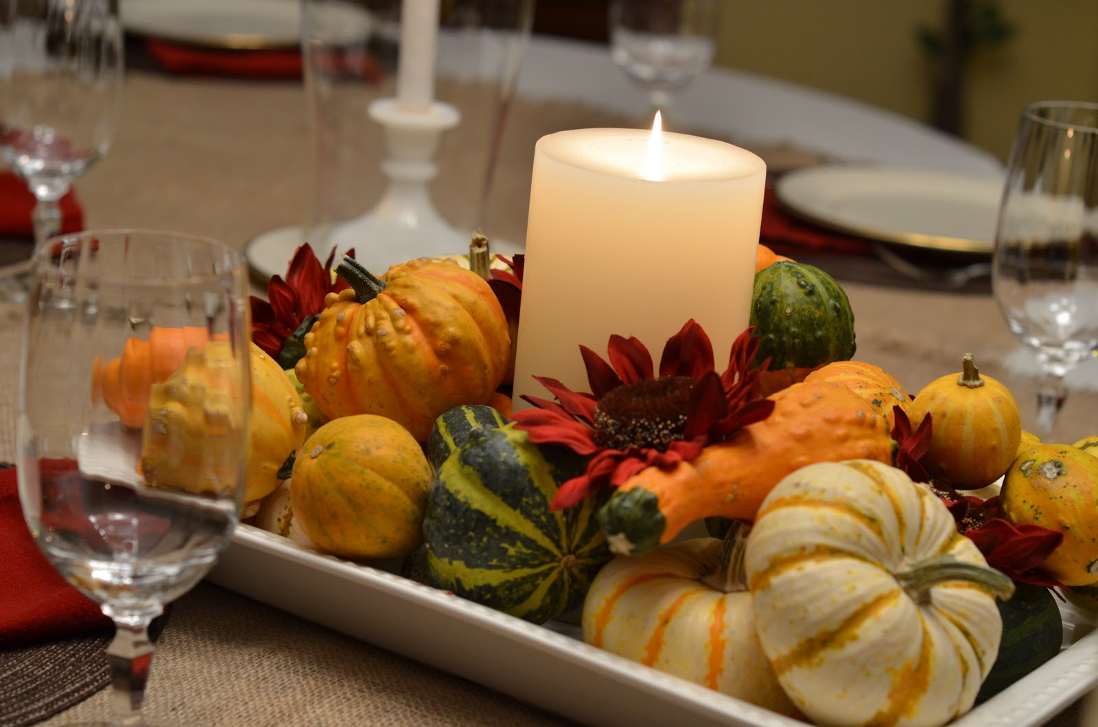 Decorating Thanksgiving Table Tips And Tricks