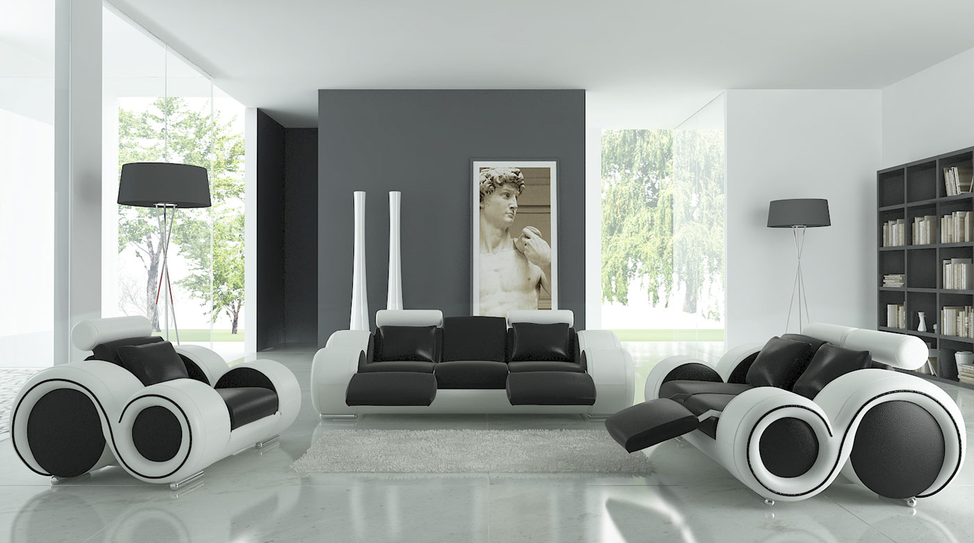 Which Living Room Style Would You Pick? Pick Elegance