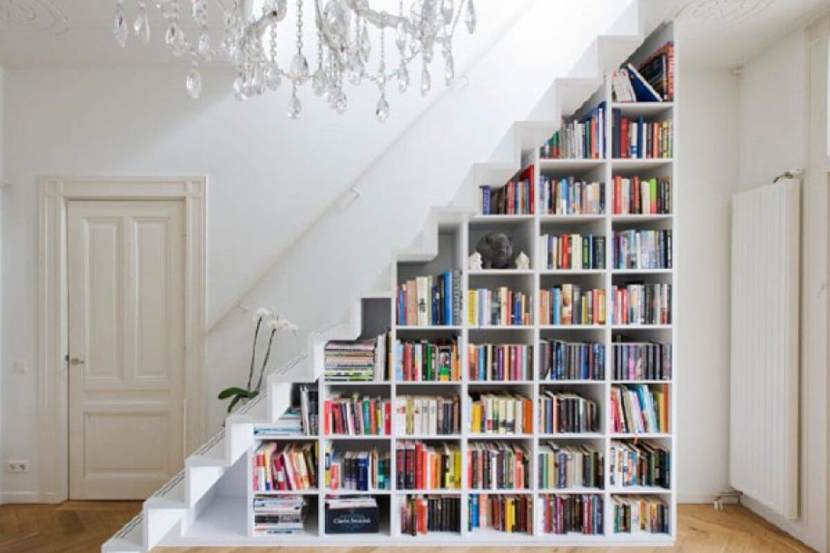 Ten Ideas On How To Make The Most Of The Space Under The Stairs | Space Under Staircase Design | Indoor | Clever | Innovative | Wooden | Understairs