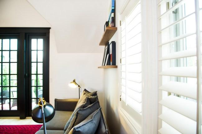 Inner City Eclectic Living Room