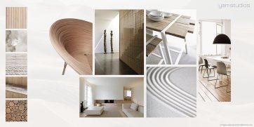 Yam Studios: Calm, warm, natural, minimal, inviting