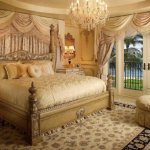 Victorian bedroom interior designs