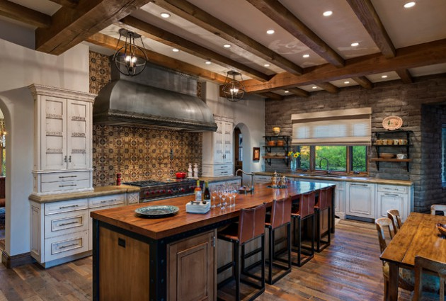 ... Kitchen Designs But First Check Out All The Designs Of South Western  Kitchen Interior Ideas From The Gallery And Give Style To Your Cooking  Place.