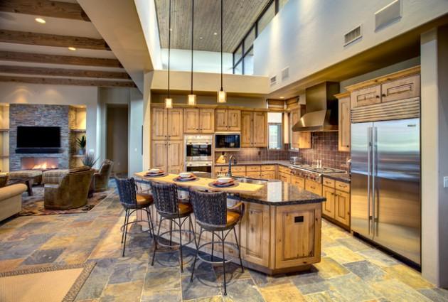 South Western Kitchen Designs