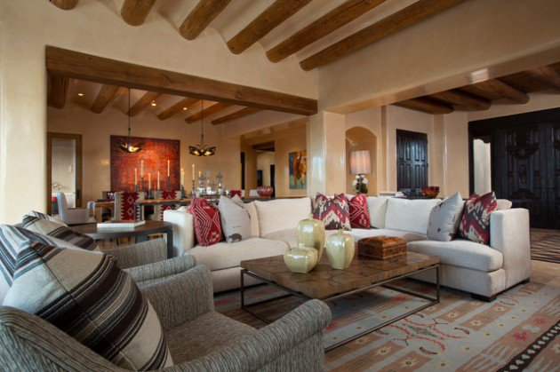 Southwestern Living Room Decor Ideas To Inspire You