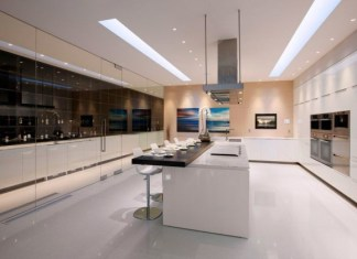Modern Kitchen Island Ideas For Your Homes