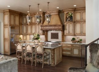 Baroque Kitchen Designs
