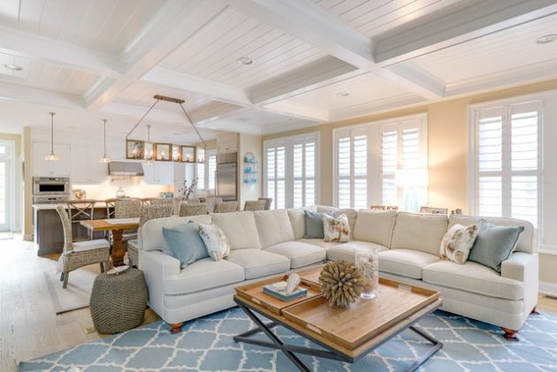Coastal Living Room Designs You Will Love To Have