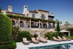 Mediterranean Style Patio Designs