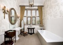Simple Inspirational Bathroom Designs