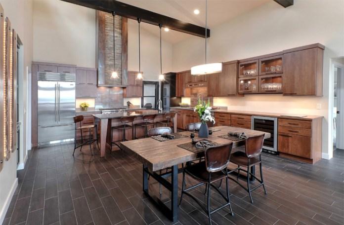 Rustic Modern Kitchen Ideas gorgeous design ideas for rustic modern kitchen