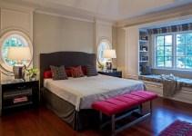 Charming Window Seats Designs In Bedroom