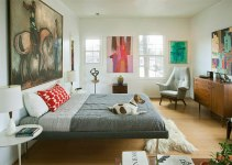 Comforting And Modern Mid-century Bedroom Design Ideas