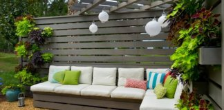 17 DIY Seating Ideas To Enhance Your Garden and Outer Area