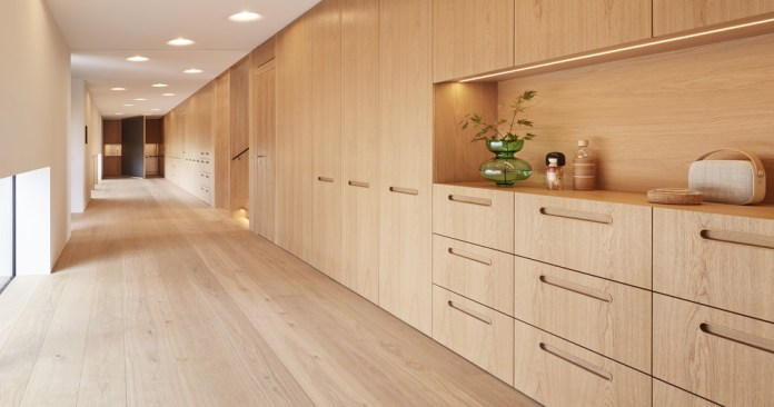 17 Scandinavian Hallway Designs For Your Homes